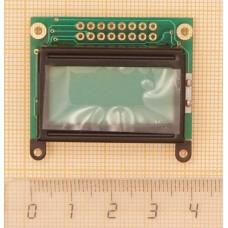 Дисплей жидкокристаллический LCM0802A