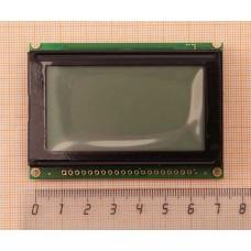 Дисплей жидкокристаллический LCM12864H