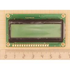 Дисплей жидкокристаллический LCM1602H