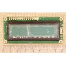 Дисплей жидкокристаллический LCM1602K