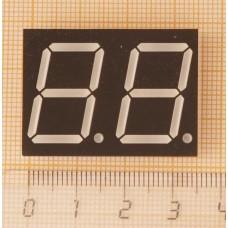 Дисплей светодиодный E20801G-0-0-W