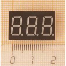 Дисплей светодиодный E30361I-O-0-W