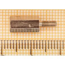 Стойка латунная  DR-M2,5X10